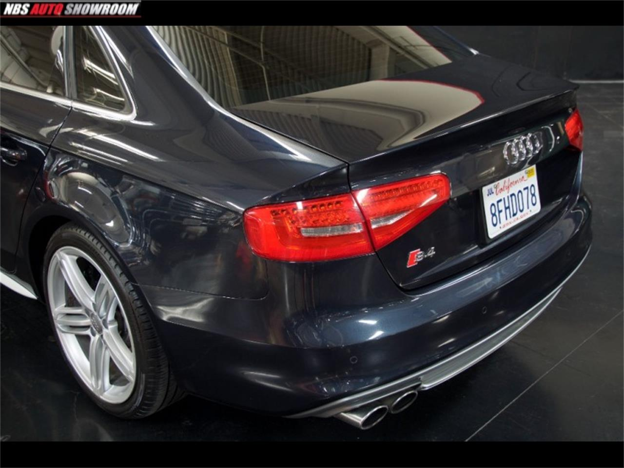 Large Picture of '13 S4 - QDTT