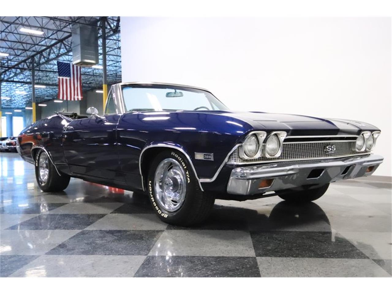 Large Picture of '68 Chevelle - QKM2