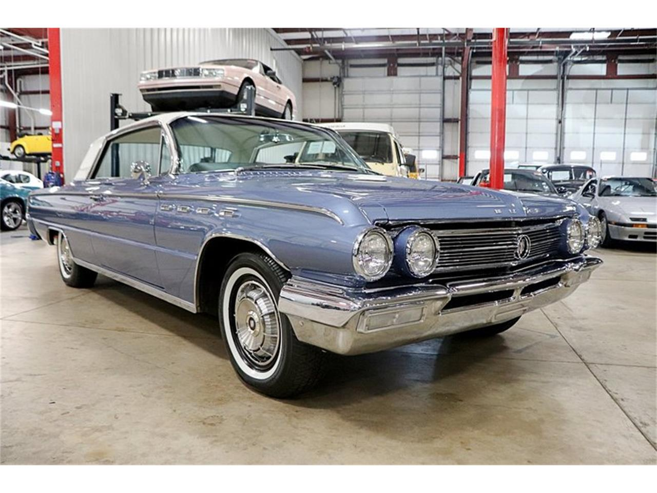 Large Picture of '62 Electra - QKM5