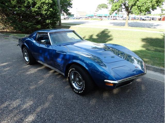 Picture of 1971 Corvette located in Greensboro North Carolina Auction Vehicle - QKMH