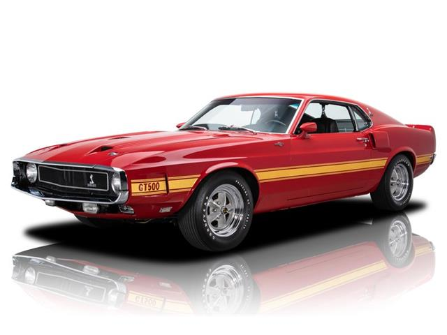 Picture of 1969 Shelby GT500 located in Charlotte North Carolina Offered by  - QKMI