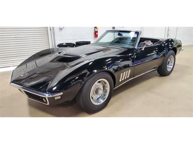 Picture of '68 Corvette located in Greensboro North Carolina Auction Vehicle - QKMV