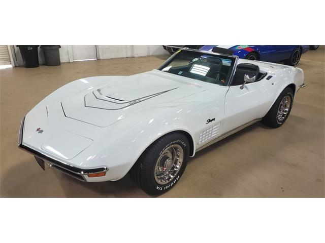 Picture of Classic 1971 Corvette Offered by  - QKMX