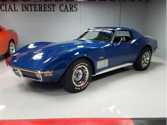 Picture of 1971 Corvette - QKNB