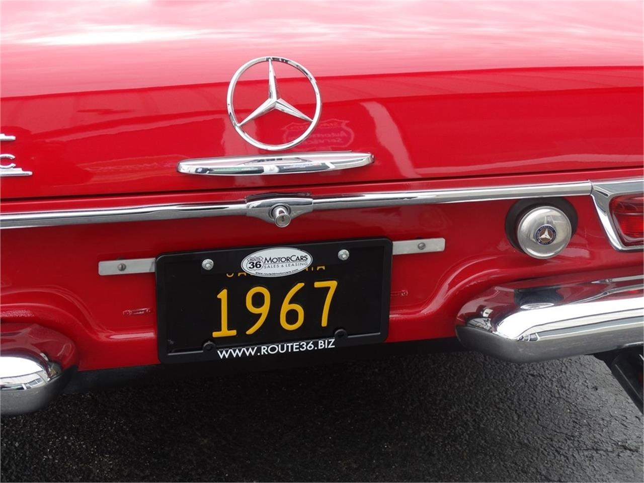 Large Picture of Classic '67 SL-Class - QDTZ