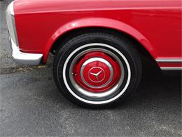 Picture of Classic 1967 Mercedes-Benz SL-Class Auction Vehicle Offered by Route 36 Motor Cars - QDTZ