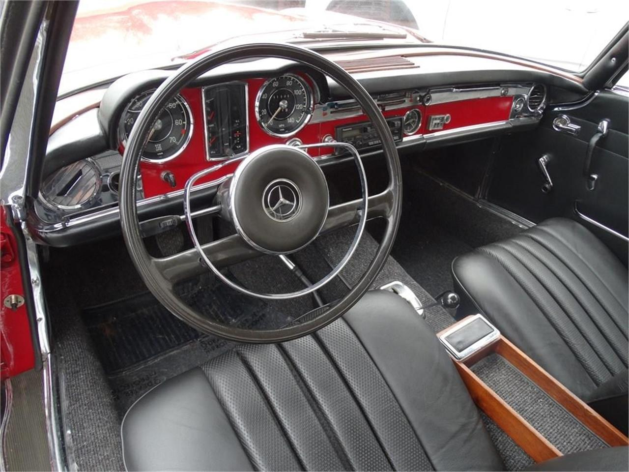 Large Picture of '67 Mercedes-Benz SL-Class located in Ohio Auction Vehicle - QDTZ