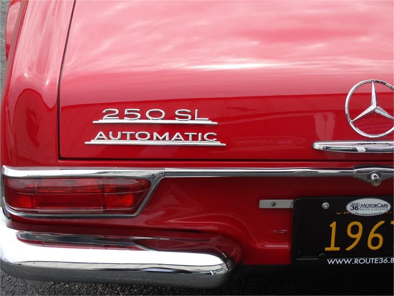 Large Picture of 1967 SL-Class located in Dublin Ohio Auction Vehicle - QDTZ