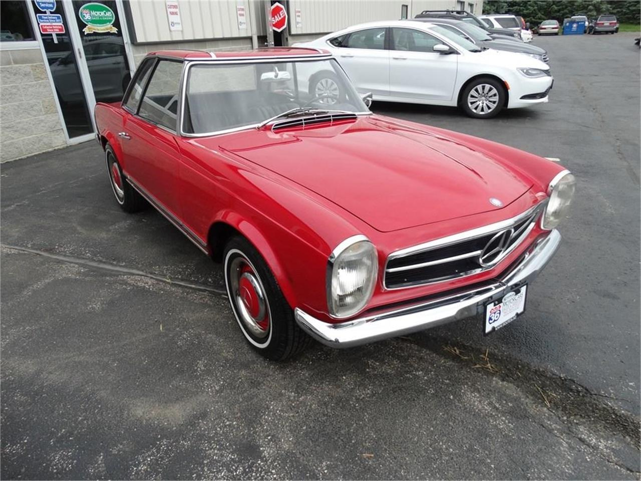 Large Picture of '67 SL-Class - QDTZ