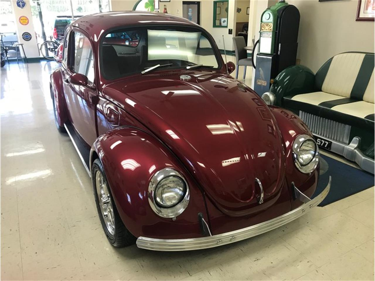 Large Picture of '68 Beetle - QKNQ