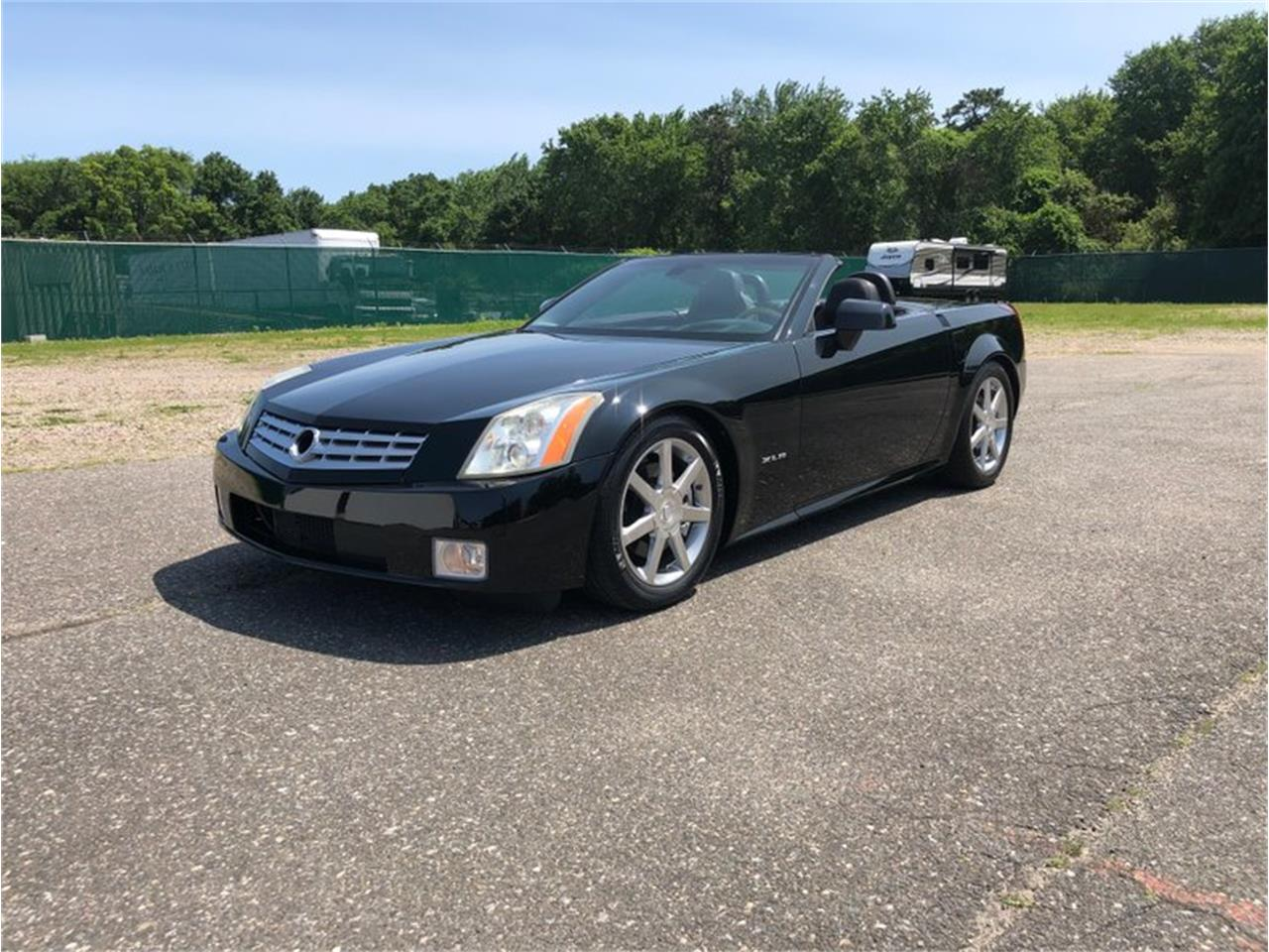 Large Picture of 2004 Cadillac XLR Offered by Hollywood Motors - QDU0