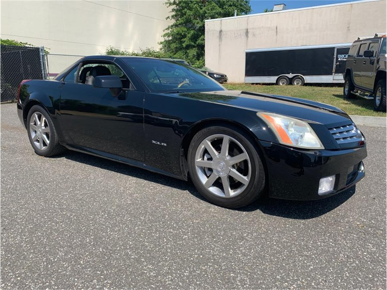 Large Picture of 2004 Cadillac XLR located in West Babylon New York - QDU0