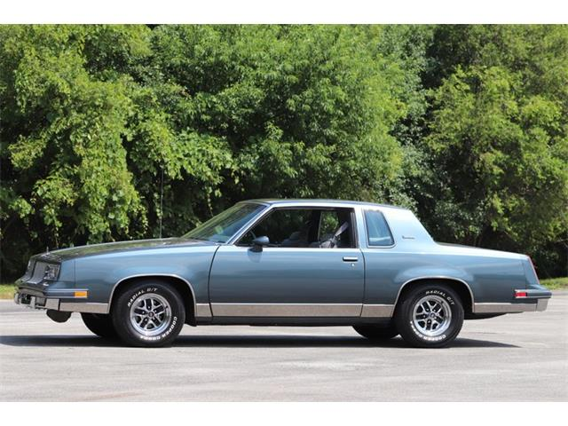 Picture of 1985 Oldsmobile Cutlass located in Illinois - QKOH