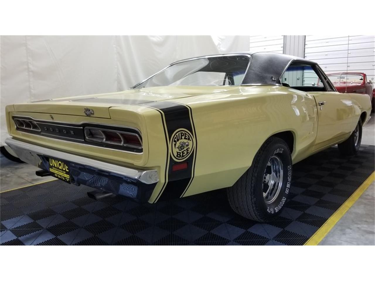 Large Picture of Classic 1969 Dodge Super Bee located in Mankato Minnesota Offered by Unique Specialty And Classics - QKOO