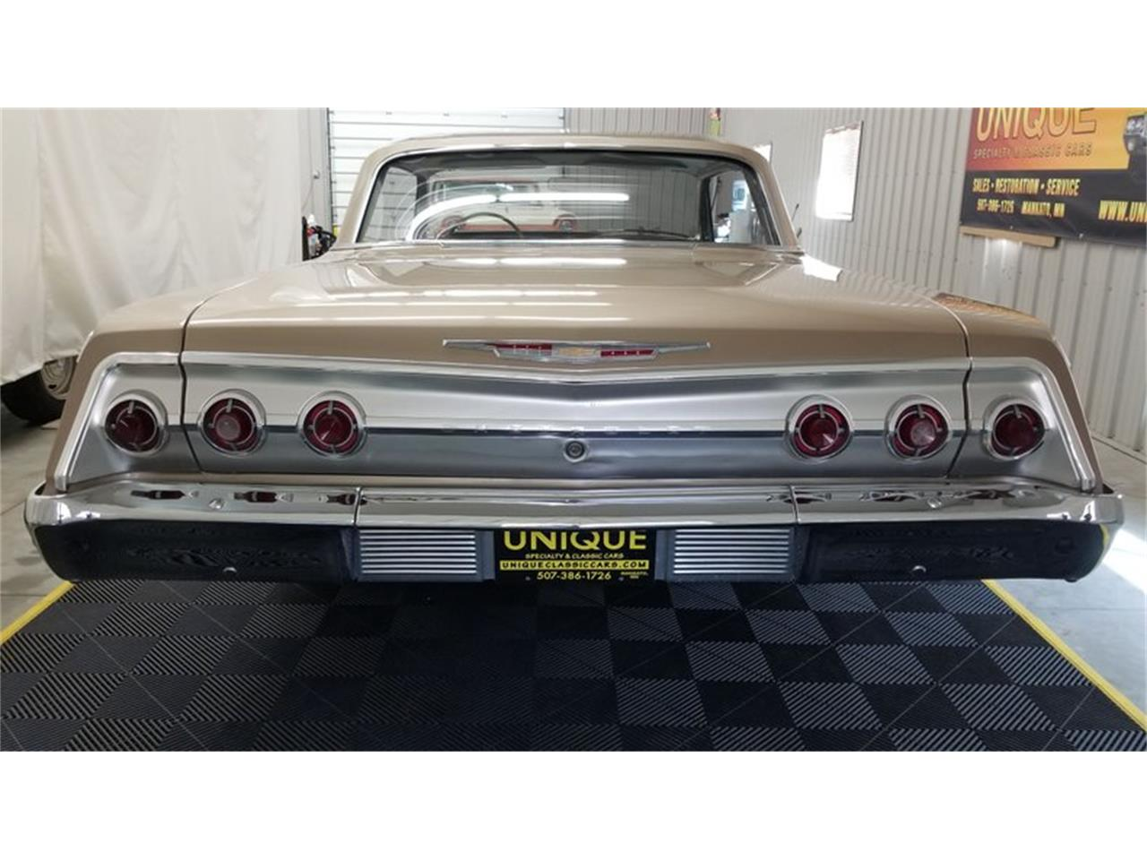 Large Picture of '62 Impala located in Mankato Minnesota - $29,900.00 Offered by Unique Specialty And Classics - QKOQ