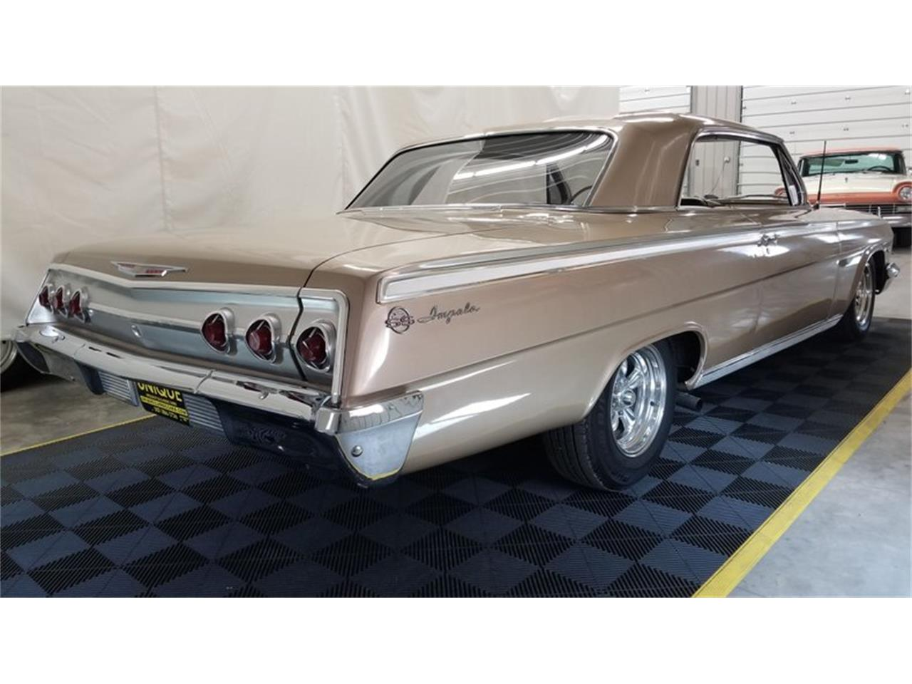 Large Picture of '62 Chevrolet Impala located in Minnesota - QKOQ