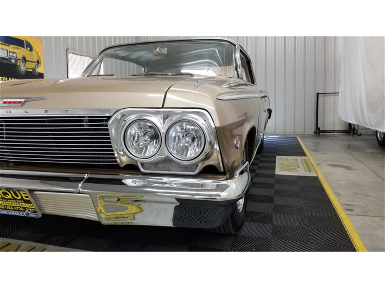 Large Picture of 1962 Chevrolet Impala located in Mankato Minnesota Offered by Unique Specialty And Classics - QKOQ