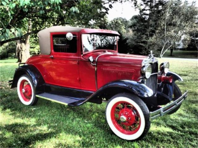 Picture of '30 Ford Model A - $21,500.00 Offered by  - QKOX