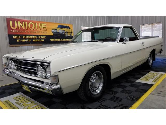 Picture of '68 Ranchero - QKPE
