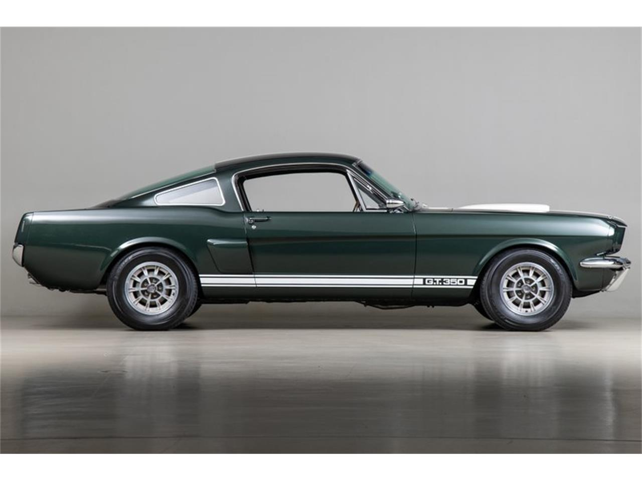 Large Picture of '66 Shelby GT350 located in Scotts Valley California - QKPF