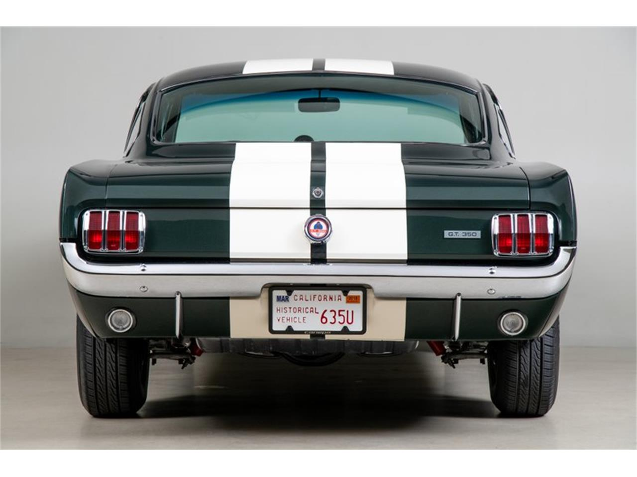 Large Picture of Classic '66 GT350 located in California Auction Vehicle Offered by Canepa - QKPF