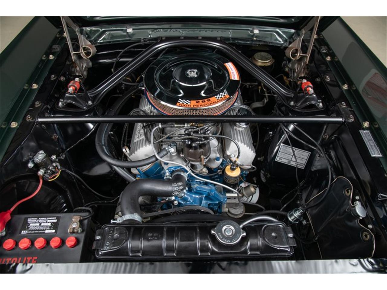 Large Picture of Classic 1966 Shelby GT350 located in California Auction Vehicle Offered by Canepa - QKPF