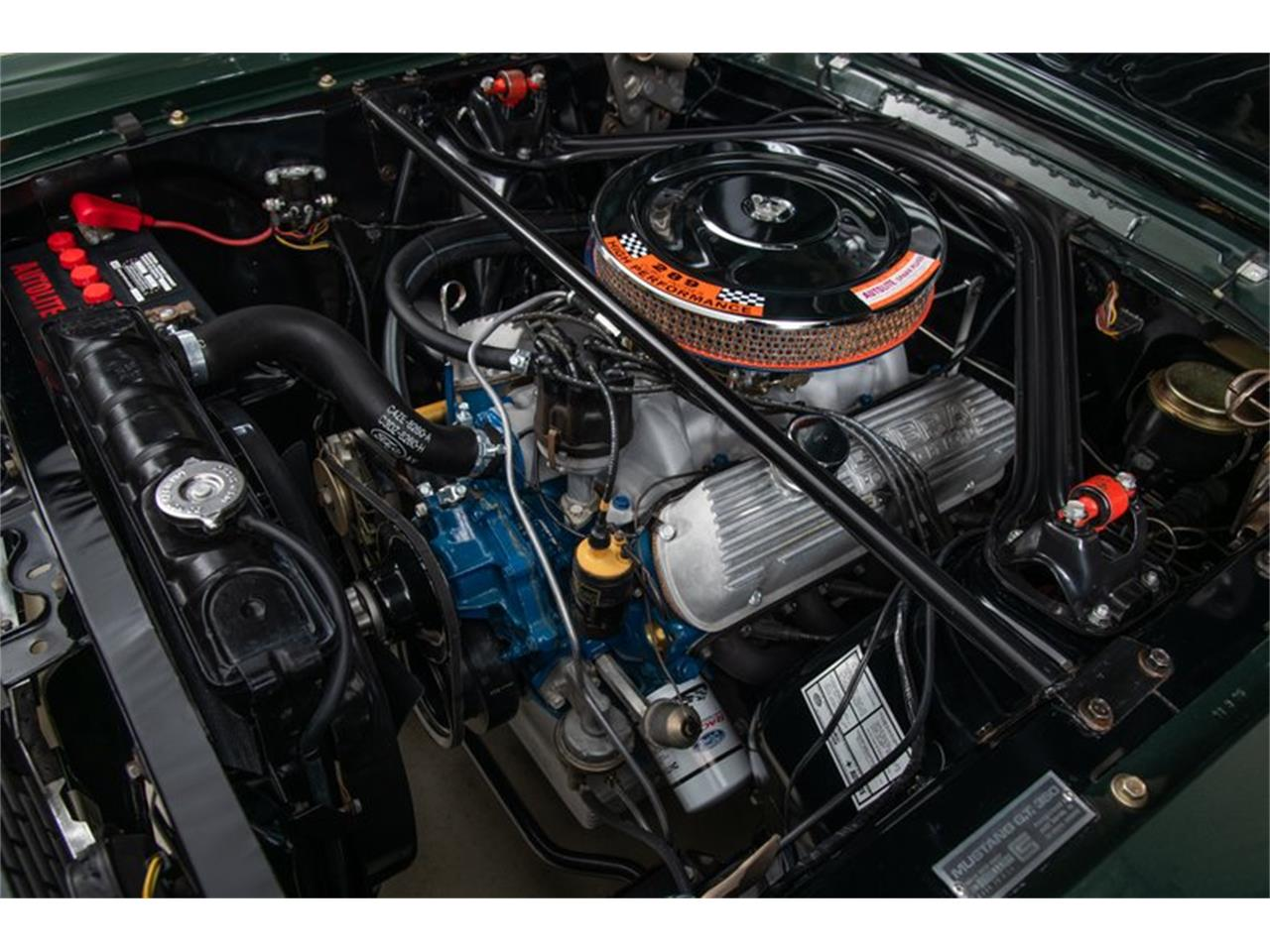 Large Picture of Classic '66 Shelby GT350 located in California Auction Vehicle - QKPF