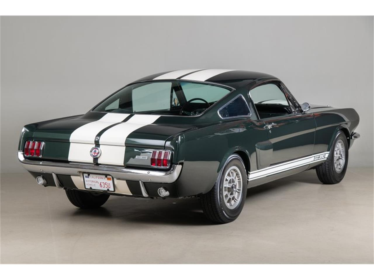 Large Picture of '66 GT350 Auction Vehicle - QKPF