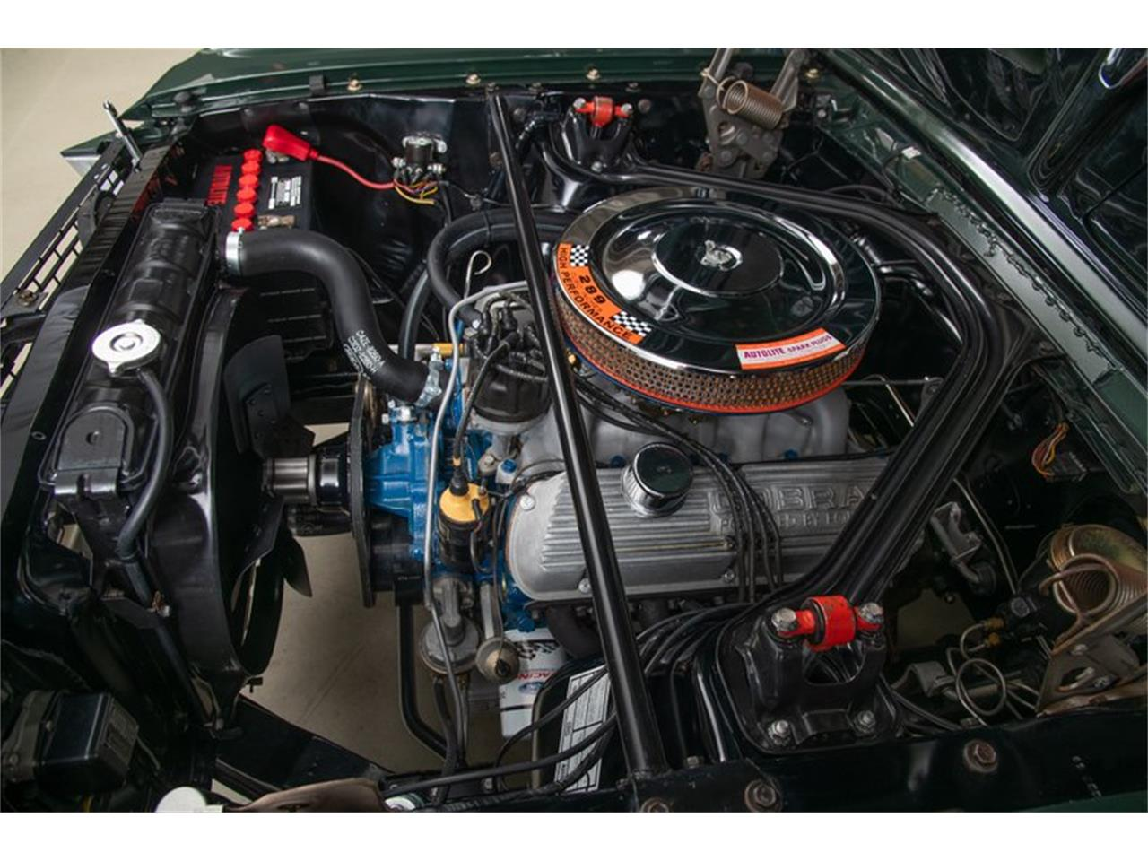 Large Picture of '66 GT350 - QKPF