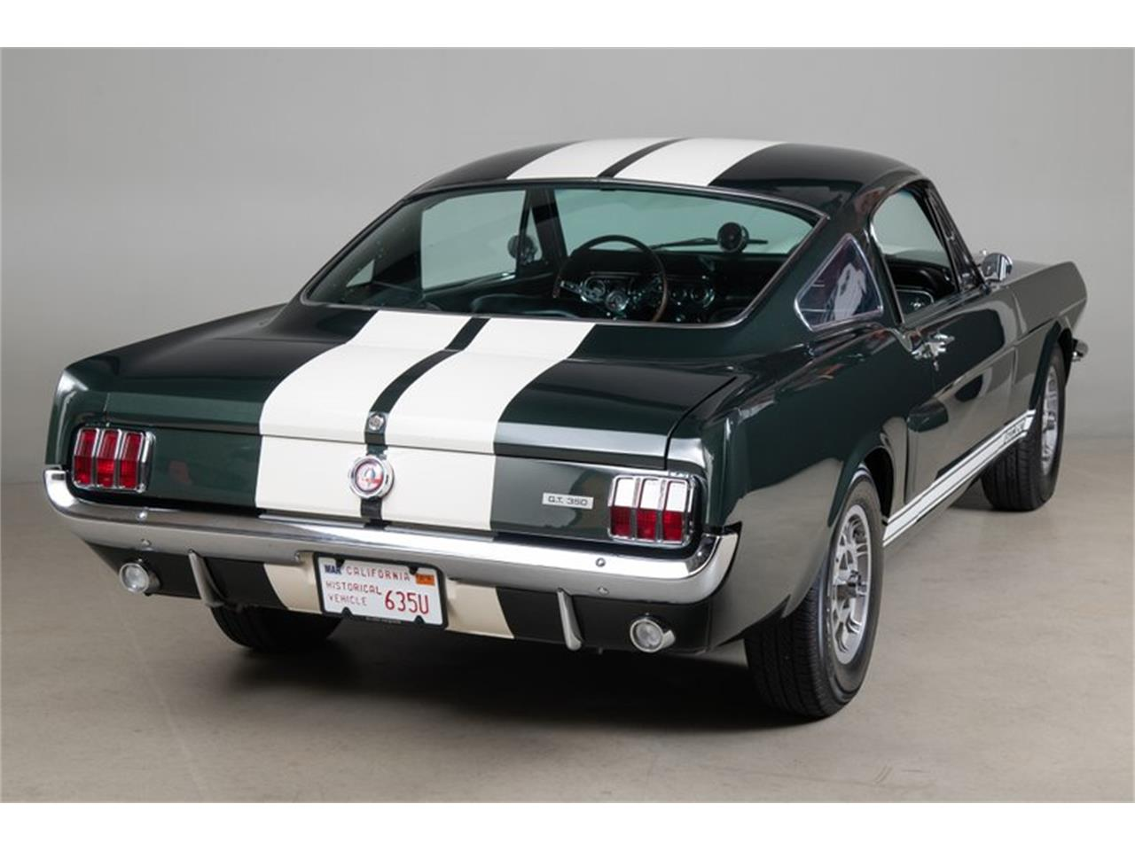 Large Picture of '66 GT350 located in Scotts Valley California Offered by Canepa - QKPF