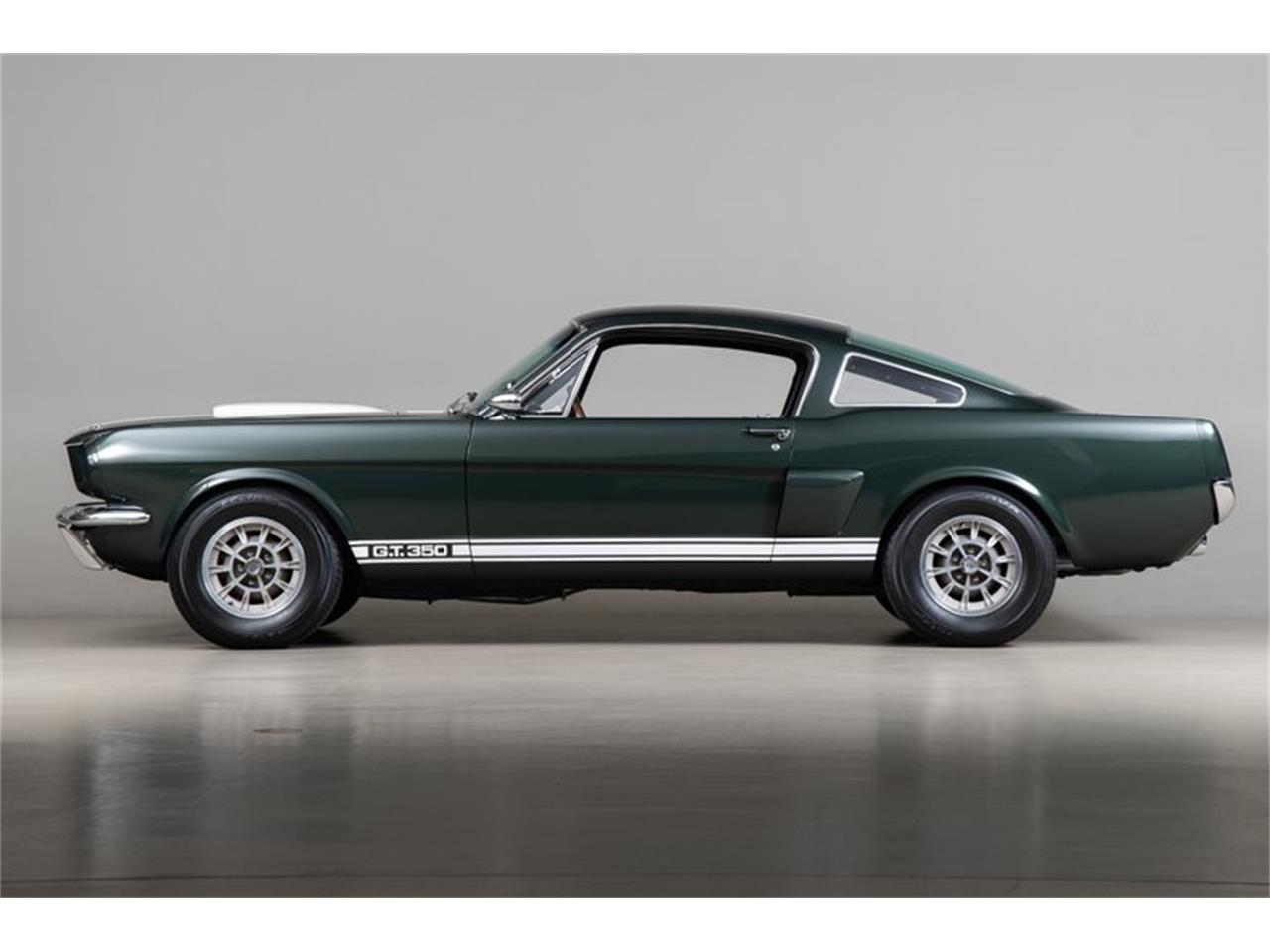 Large Picture of 1966 Shelby GT350 located in Scotts Valley California Auction Vehicle Offered by Canepa - QKPF