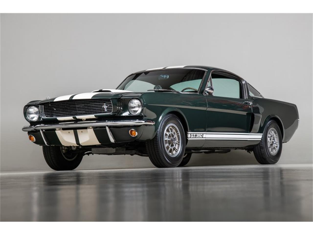 Large Picture of Classic 1966 Shelby GT350 Auction Vehicle Offered by Canepa - QKPF