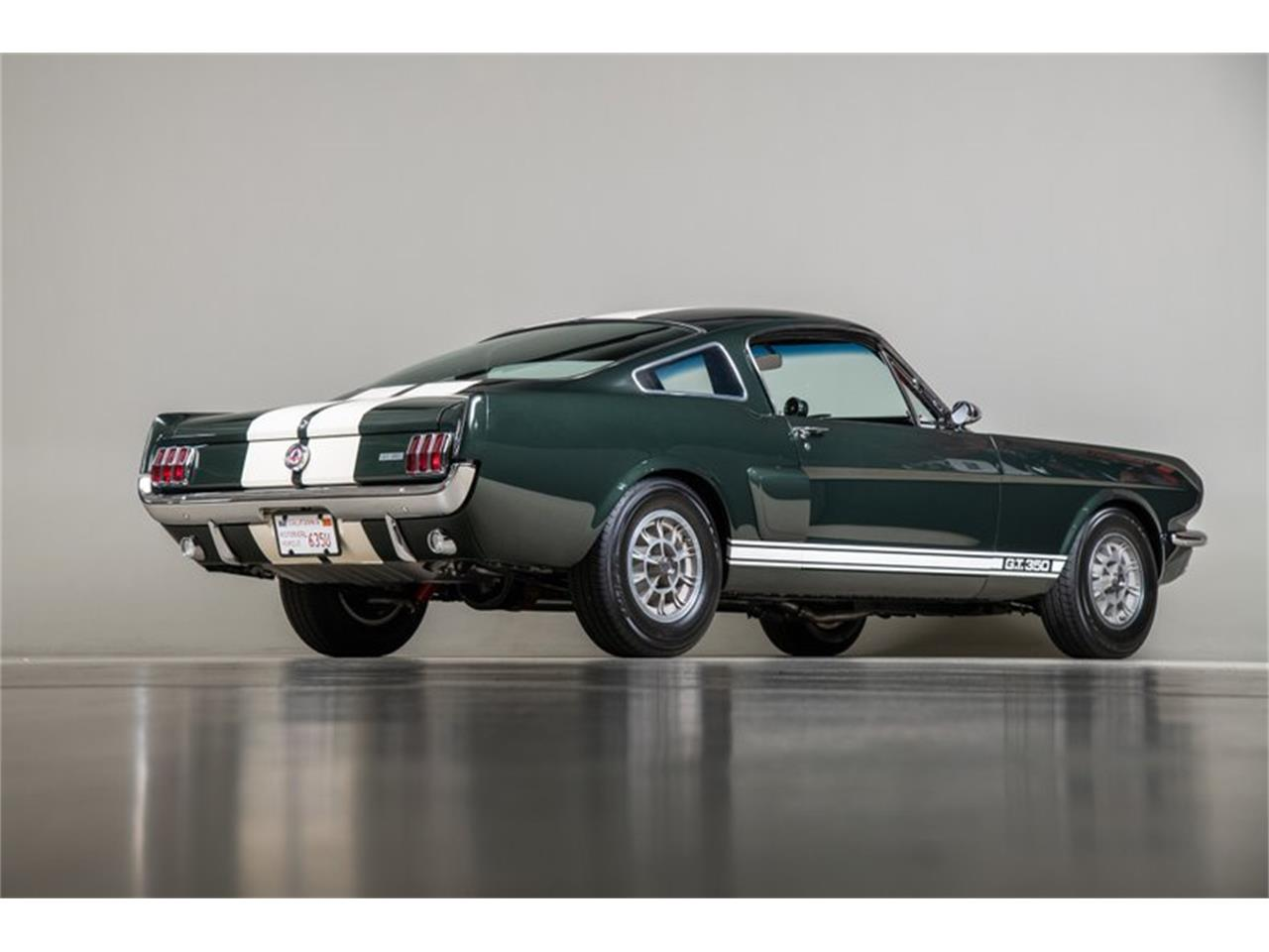 Large Picture of Classic '66 Shelby GT350 Offered by Canepa - QKPF
