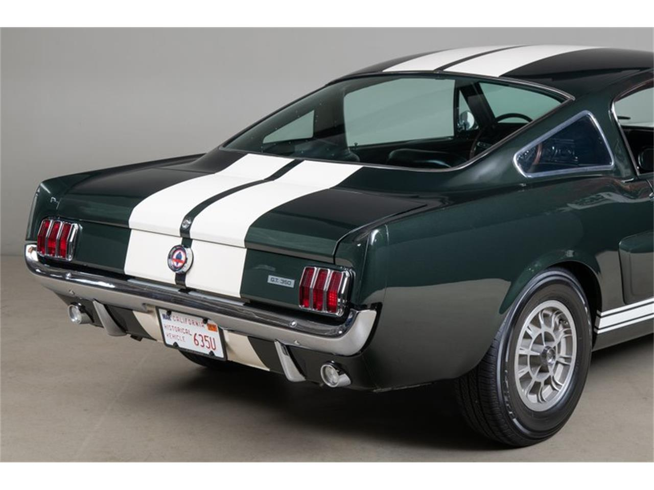 Large Picture of 1966 Shelby GT350 located in Scotts Valley California - QKPF