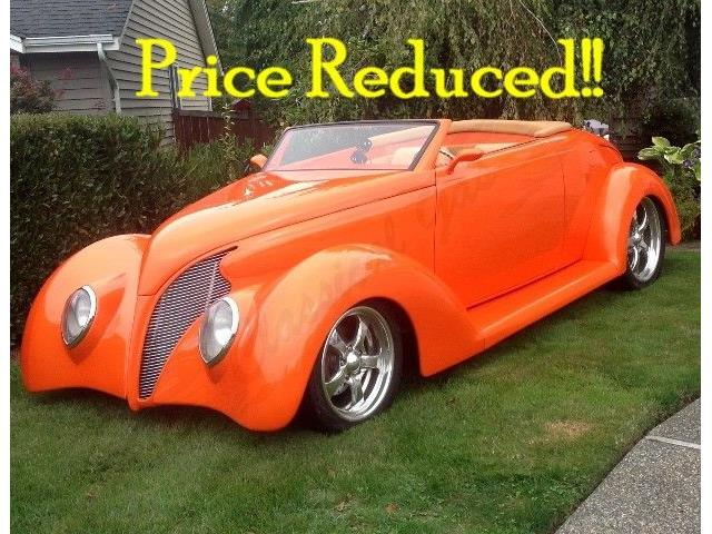 Picture of Classic 1939 Ford Roadster Offered by  - QKPT