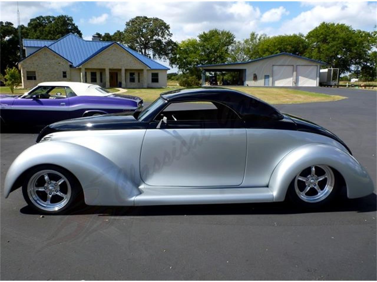 Large Picture of '39 Custom - QKPW