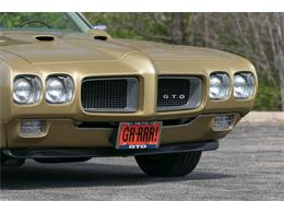 Picture of Classic '70 Pontiac GTO - $59,995.00 Offered by Fast Lane Classic Cars Inc. - QKPX