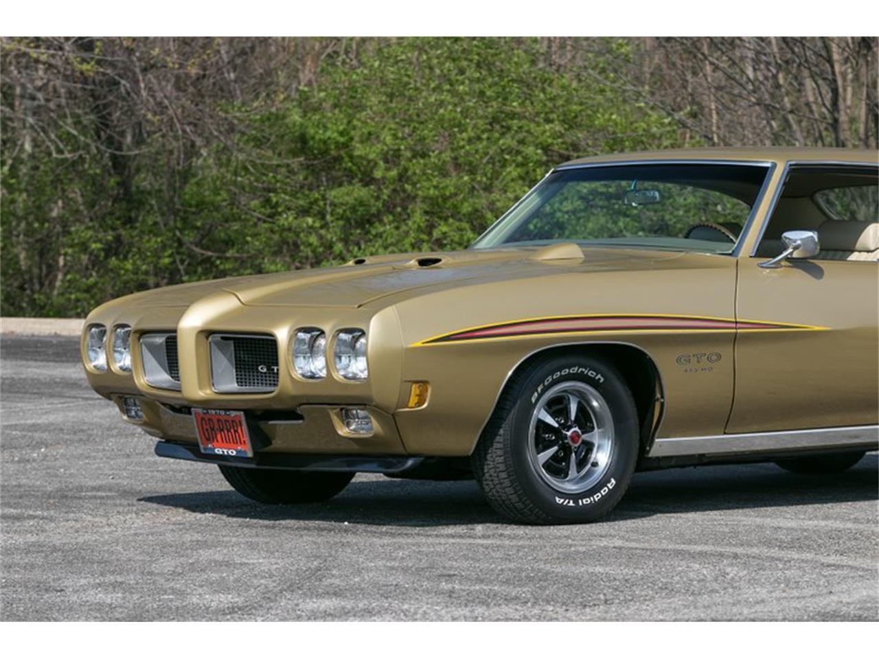 Large Picture of '70 Pontiac GTO - $59,995.00 - QKPX
