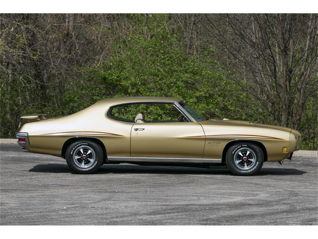 Large Picture of Classic 1970 GTO - QKPX