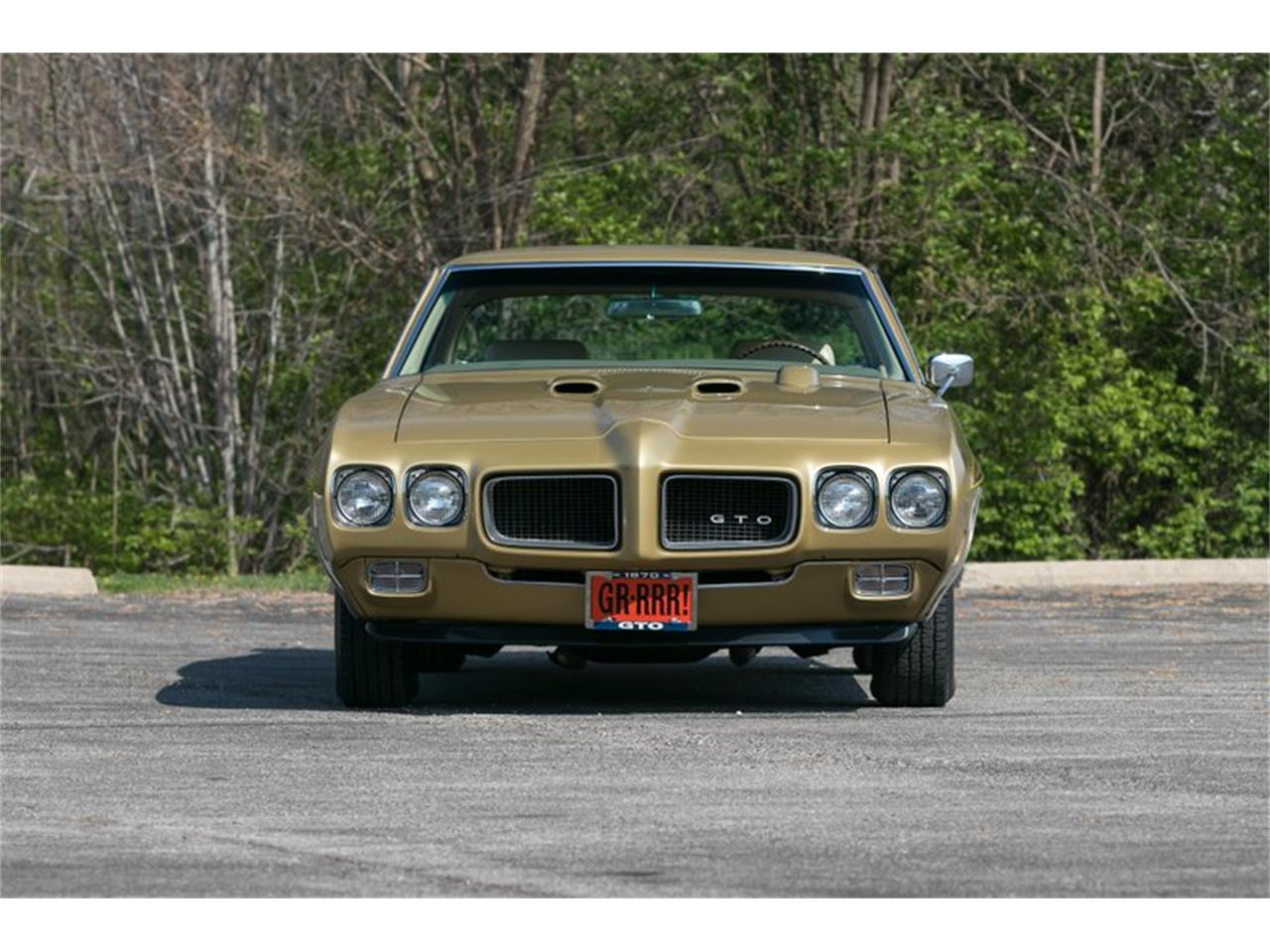Large Picture of 1970 Pontiac GTO located in St. Charles Missouri - QKPX