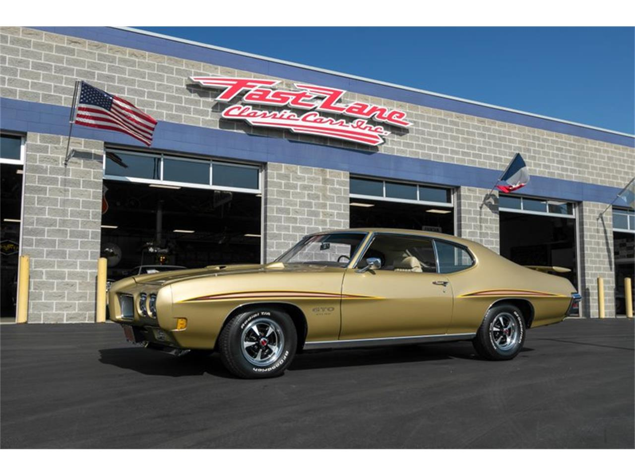 Large Picture of '70 GTO Offered by Fast Lane Classic Cars Inc. - QKPX