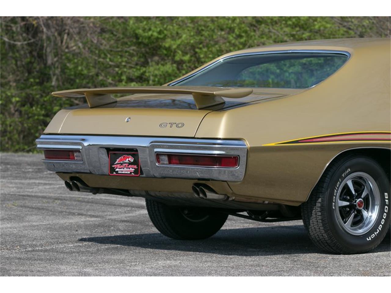 Large Picture of '70 Pontiac GTO - QKPX