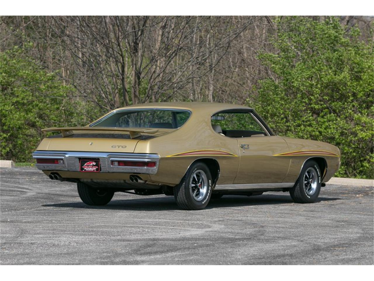 Large Picture of '70 GTO - $59,995.00 Offered by Fast Lane Classic Cars Inc. - QKPX
