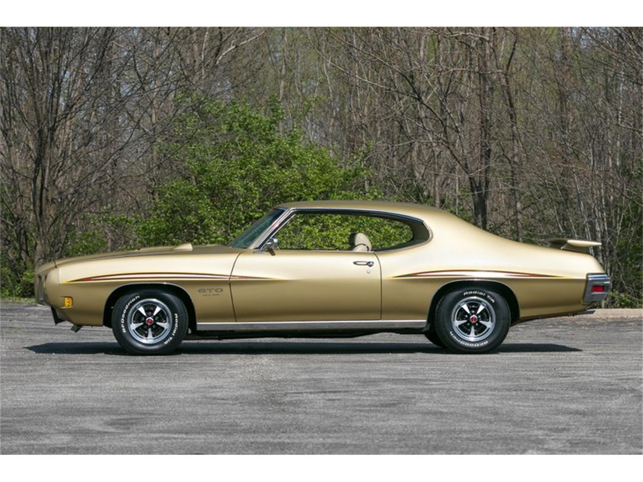 Large Picture of 1970 GTO located in St. Charles Missouri - $59,995.00 Offered by Fast Lane Classic Cars Inc. - QKPX