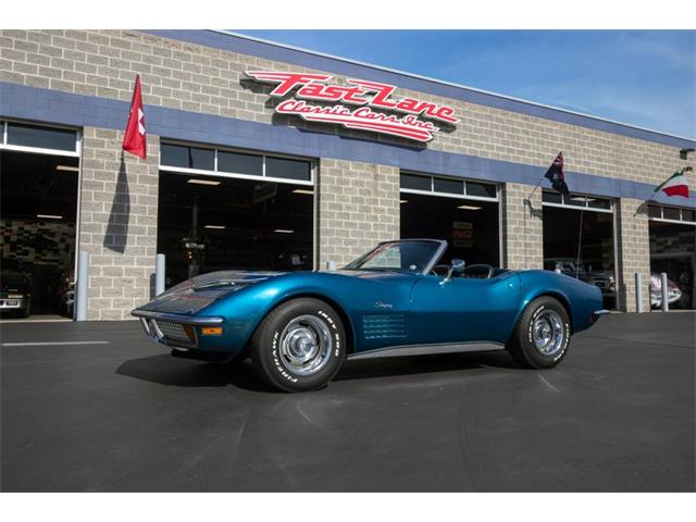 Picture of '72 Corvette - QKQ0
