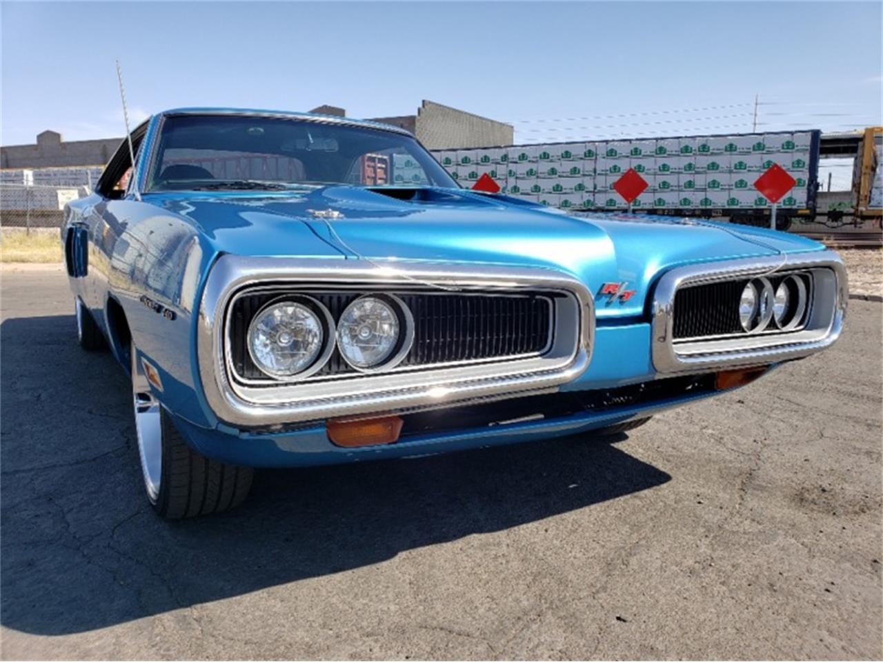 Large Picture of Classic 1970 Dodge Coronet Auction Vehicle - QKQ5