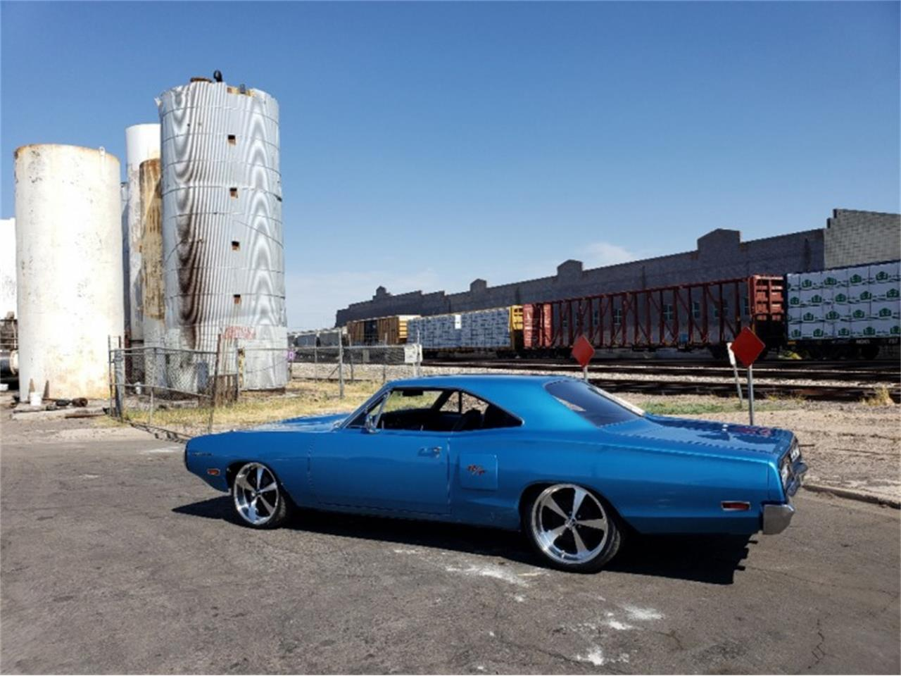Large Picture of '70 Dodge Coronet Auction Vehicle Offered by Motorsport Auction Group - QKQ5