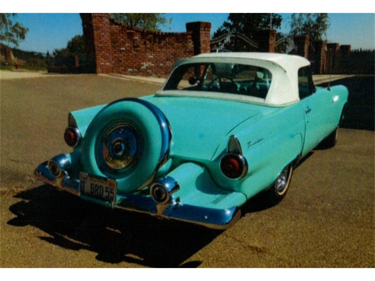 Large Picture of 1955 Ford Thunderbird located in Sparks Nevada - QKQ6