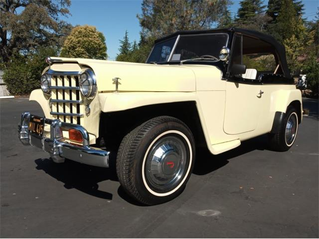 Picture of '50 Jeepster - QKQ8