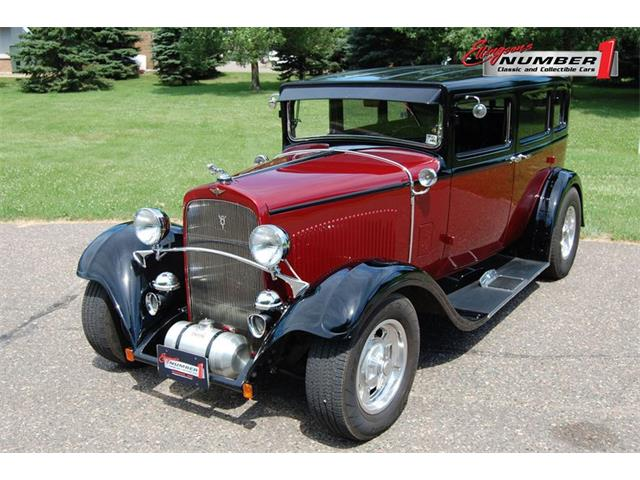 Picture of '29 4-Dr Sedan - QKQP